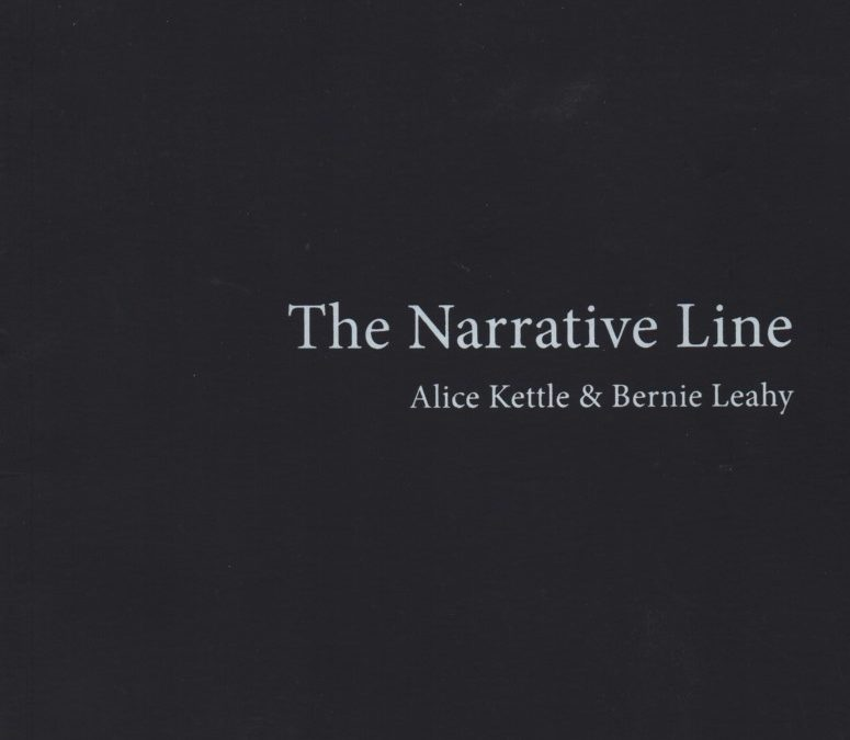 The Narrative Line – accompanying catalogue to exhibition 2011