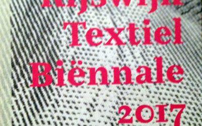 Rijswick Textile Biennale 2017