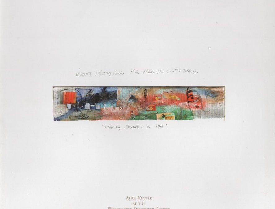 Looking Forwards to the Past – accompanying catalogue to exhibition, 2007