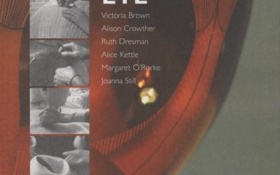 Hand to Eye – accompanying catalogue to exhibition, 2002