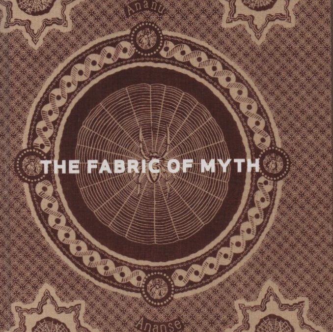 The Fabric of Myth – accompanying catalogue to exhibition, 2008