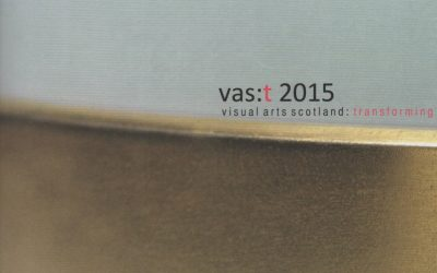 vas:t 2015 – accompanying catalogue to exhibition