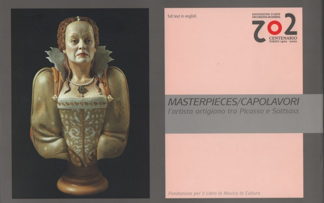 Masterpieces – accompanying catalogue to exhibition, 2002