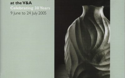 Crafts Council Shop at the V&A: Celebrating 30 Years – accompanying catalogue to exhibition, 2005