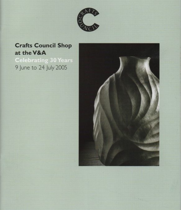 Crafts Council Shop at the V&A: Celebrating 30 Years