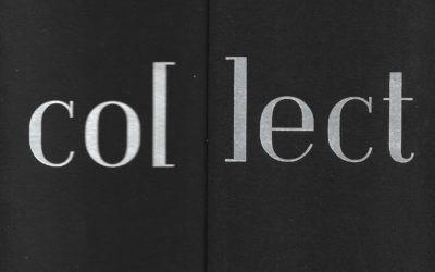 Collect – accompanying catalogue to exhibition, 2004