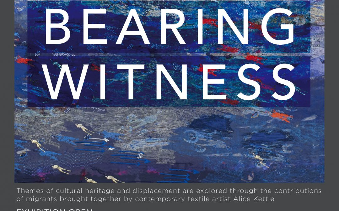 Thread Bearing Witness, Somerset Museum of Rural Life